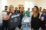 Ismep di Palermo, solidarietà dal Monreale Calcio per i piccoli pazienti