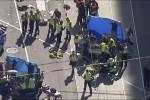 Suv sui passanti a Melbourne: 14 feriti, alcuni molto gravi