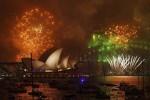 In Nuova Zelanda e in Australia il primo brindisi del 2018