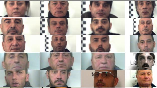 Arresti mafia Palermo Resuttana S.Lorenzo, Maria Angela Di Trapani, Salvino Madonia, Palermo, Cronaca
