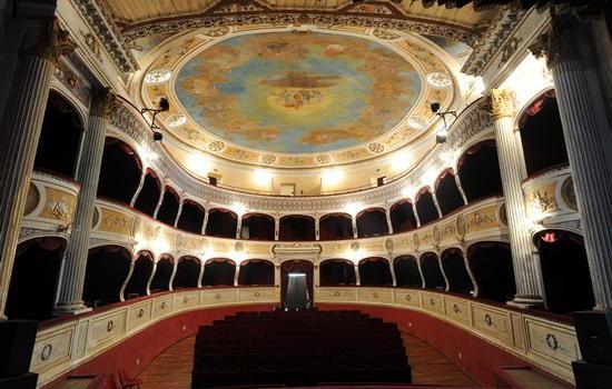 teatro Regina Margherita, Agrigento, Cultura