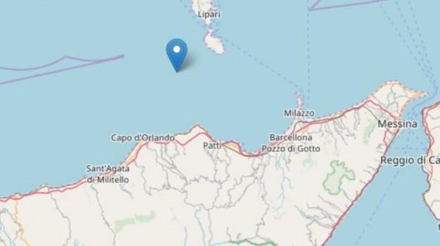 terremoto coste messinesi, Messina, Cronaca