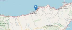 Scossa di magnitudo 3.1 lungo la costa Messinese: avvertita ma nessun danno