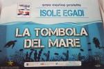 """L'Amp dona la """"Tombola del Mare"""" ai bambini delle Isole Egadi"""