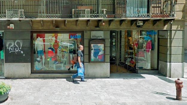 chiude torregrossa, commercio, Palermo, Economia