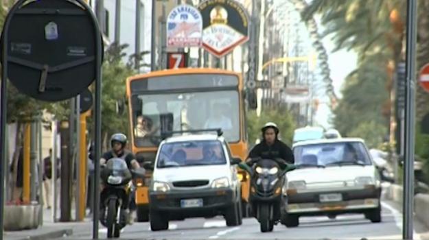 traffico messina, Messina, Cronaca