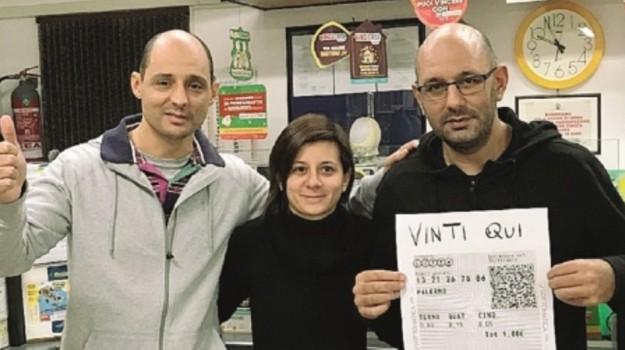 Vincita Siracusa Lotto, Siracusa, Cronaca