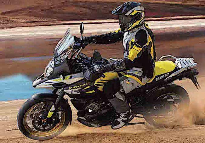 Suzuki amplia in italia la gamma delle v storm 1000 giornale di