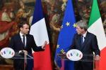 Gentiloni, con Francia e Germania per Europa più ambiziosa
