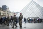 Louvre, crescono visitatori +10% in 2017