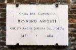 Da Ariosto a Tesori d'arte per Sgarbi