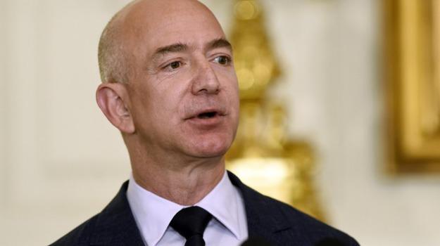 amazon, Jeff Bezos, Sicilia, Mondo