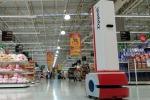 I robot entrano nei supermercati