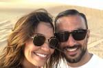 Vacanze romantiche a Dubai per Quagliarella e Salvalaggio