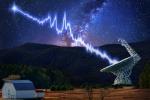 Origine estrema dei lampi radio veloci, cade l'ipotesi Et