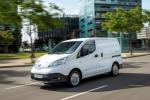 Consegne 'green' ad ampio raggio con Nissan e-NV200 40 kWh