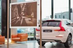 Foto d'autore in mostra, scattate da telecamera sicurezza Volvo XC60