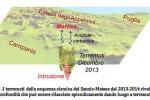 Comincia la caccia a terremoti causati dalla risalita del magma