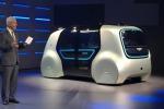 Futuro guida autonoma Volkswagen passa per flotte condivise