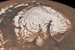 Il sottosuolo di Marte è ricco di ghiaccio