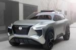 Nissan al salone di Detroit con il concept suv Xmotion