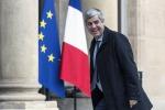 Eurogruppo: a Parigi passaggio di consegne tra Centeno e Dijsselbloem