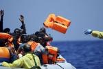 Libia, salvati 86 migranti al largo della Tunisia: a bordo anche 9 bambini