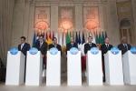 Gentiloni, Med-7 Paesi europeisti, crediamo nel futuro dell'Ue