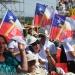 Papa in Cile, menu 'italiano' nel pranzo con indigeni Mapuche