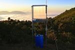 Dalla nebbia una possibile fonte d'acqua pura