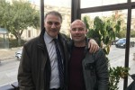 Alessandro Pagano e Salvatore Tarantolo