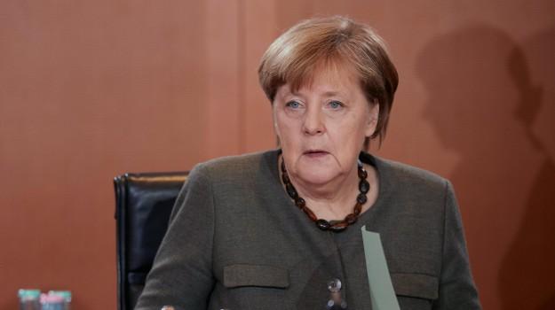 grande coalizione germania, Angela Merkel, Sicilia, Mondo