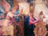 Dopo 18 anni torna alla chiesa La Pinta la tavola dell'Annunciazione