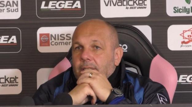 palermo calcio, serie b, Bruno Tedino, Fabio Lupo, Maurizio Zamparini, Palermo, Calcio