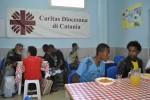 Catania, la Caritas dona beni alimentari alla Moschea per il Ramadan