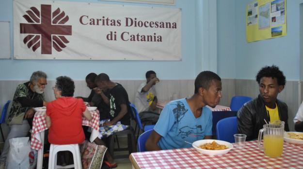 caritas catania, Catania, Cronaca