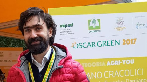 coldiretti, innovazione agricoltura, Oscar green, Damiano Cracolici, Palermo, Economia