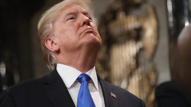 Usa-Corea del Nord, Donald Trump, Kim Jong-un, Sicilia, Mondo