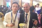Lo chef palermitano Enzo Oliveri vola in India per fare il giudice alle Olimpiadi della cucina