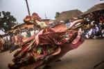 Benin, le spettacolari immagini del Voodoo Festival - Foto
