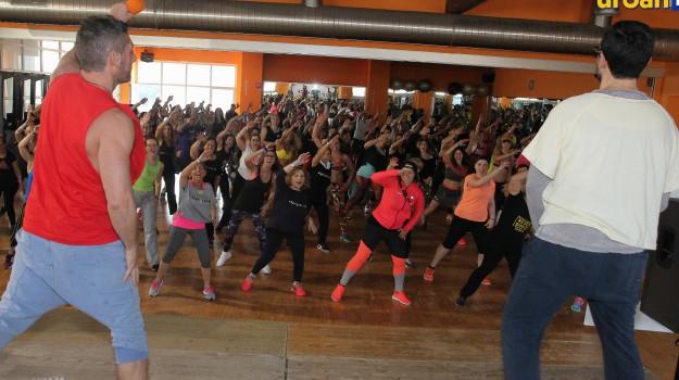 danza, fitness, Claudio Masi, Palermo, Società