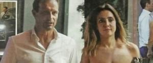 """Ambra Angiolini al suo Massimiliano Allegri: """"Come lui non c'è nessuno"""""""
