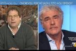 Botta e risposta Giletti-Miccichè sul numero dei dipendenti in Sicilia - VIDEO