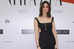 """Kasia Smutniak in abito nero alla presentazione di """"Made in Italy"""", il nuovo film di Ligabue - Foto"""