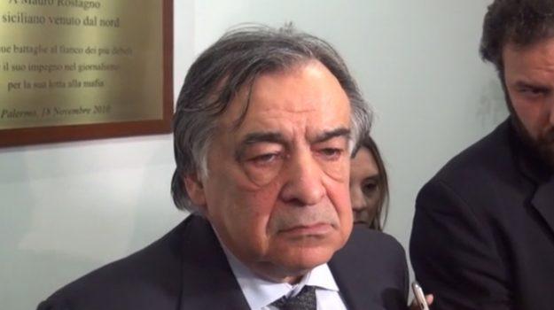 anello ferroviario a palermo, comune palermo, Rfi, Leoluca Orlando, Palermo, Politica