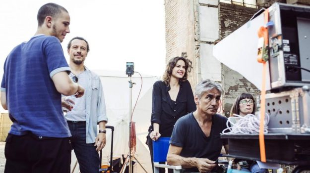 Rgs al Cinema, intervista a Luciano Ligabue e Stefano Accorsi