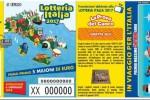 Lotteria Italia, i 5 milioni a Frosinone Ecco i primi cinque premi estratti