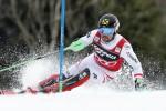 Hirscher vince lo slalom di Zagabria e fa 50 come Tomba