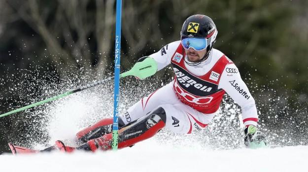 sci, slalom zagabria, Alberto Tomba, Marcel Hirscher, Sicilia, Sport