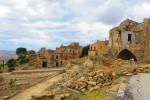 Il paese fantasma del Belice diventa set cinematografico, Poggioreale come Pompei